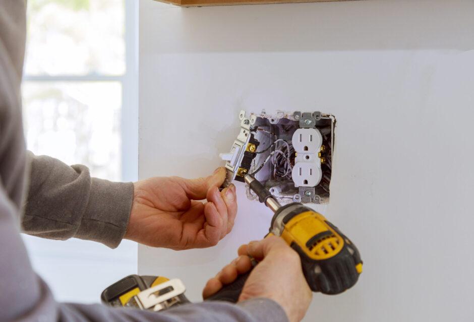 outlet replacement Burlington VT